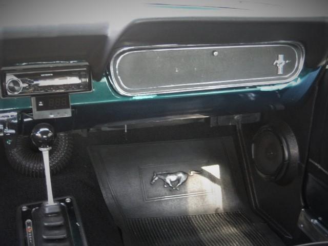1966 Ford MUSTANG V8  4940cc E/G