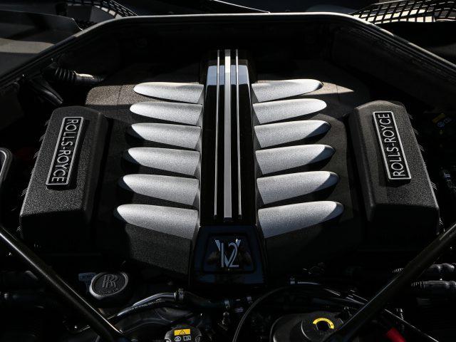2017 Rolls-Royce  Wraith Black Badge