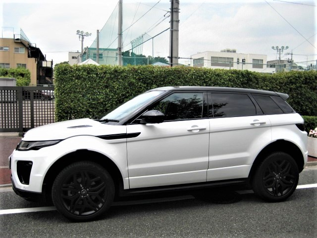 2016 Land Rover Range Rover EVOQUE HSE DYNAMIC 4WD