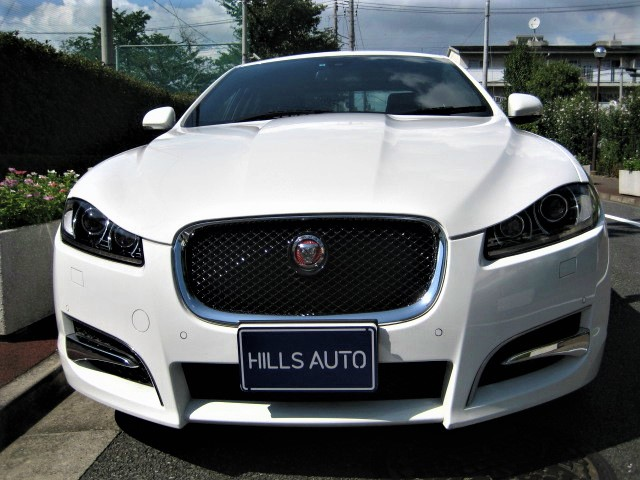 2015 Jaguar XF  2.0 R Sports Limited Edition