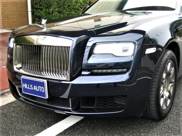 2017 Rolls-Royce Ghost SeriesⅡ 2018 model