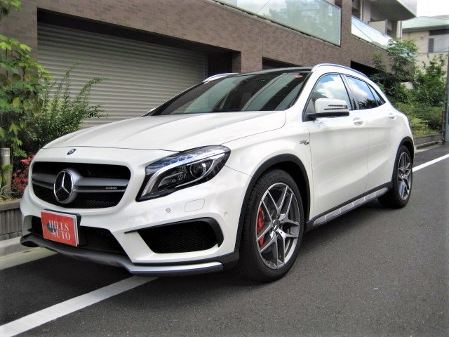 2015 Mercedes AMG GLA45 4 Matic 4WD