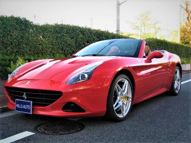 2017 Ferrari California T  F1 DCT