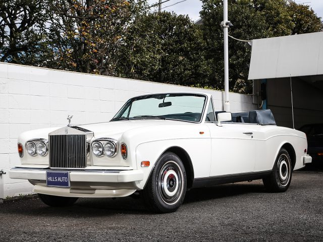 1988 Rolls-Royce  Cornish II