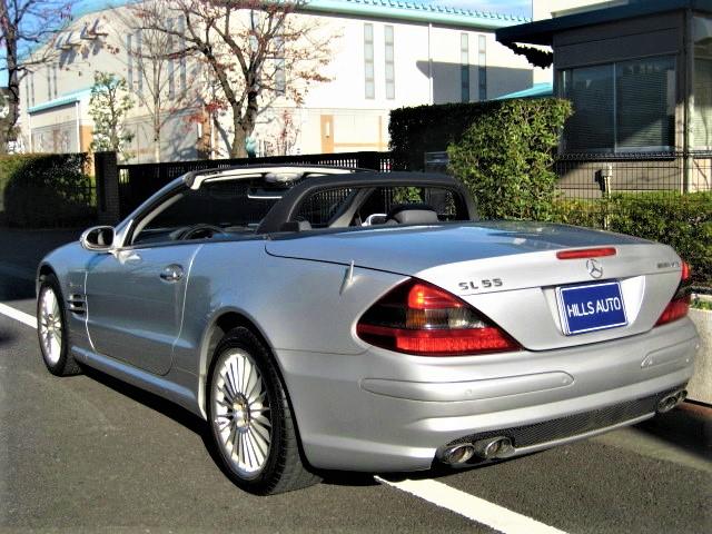 2002 Mercedes-Benz AMG SL55