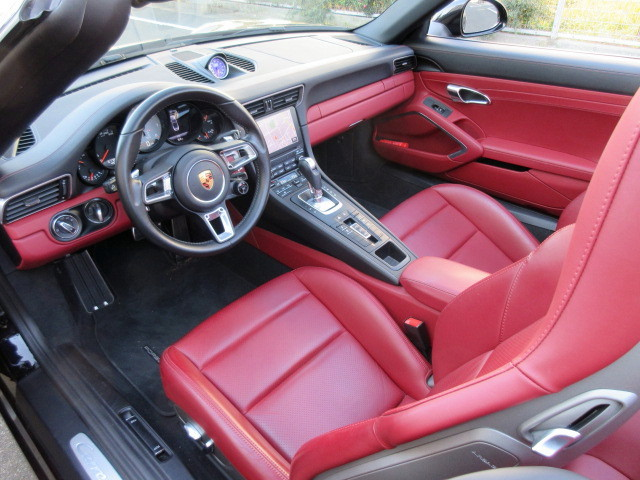 2016 Porsche 911 Carrera S Cabriolet PDK