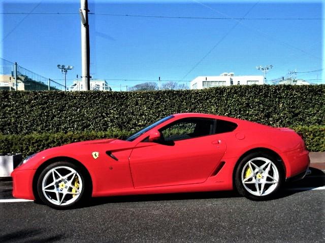 2009 Ferrari 599 F1
