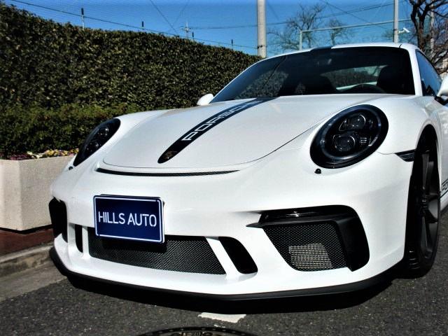 2018 Porsche 911 GT3 MT  4.0