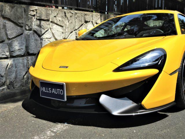 2016 McLaren 570S Coupé 3.8 2017MODEL
