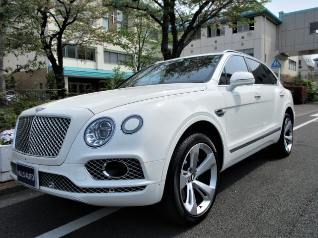 2017 Bentley BENTAYGA  6.0 4WD