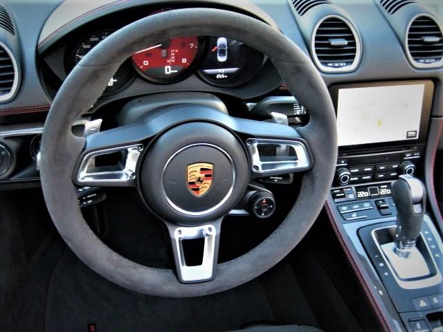 2018 Porsche 718 Boxster GTS PDK