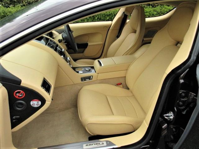 2014 Aston Martin  Rapid S  Touchtronic 2
