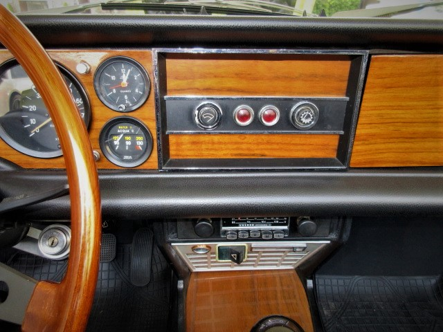 1974 Fiat  124 spiders