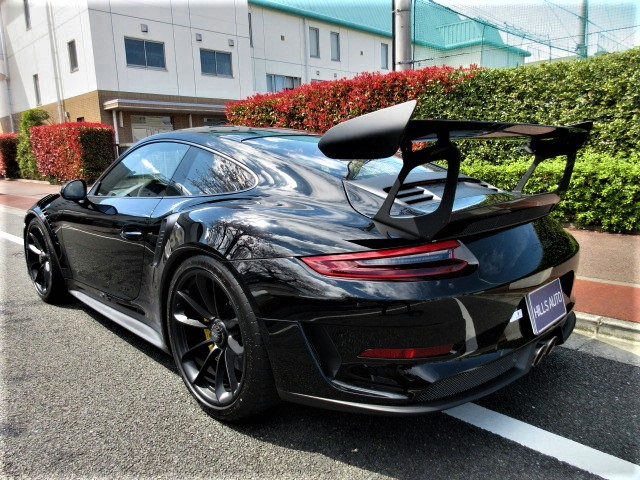 2019 Porsche 911 GT3 RS  PDK Club sports
