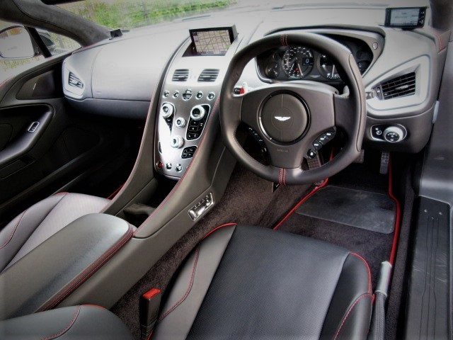 2017 Aston Martin  Vanquish S coupe Touchtronic Ⅲ