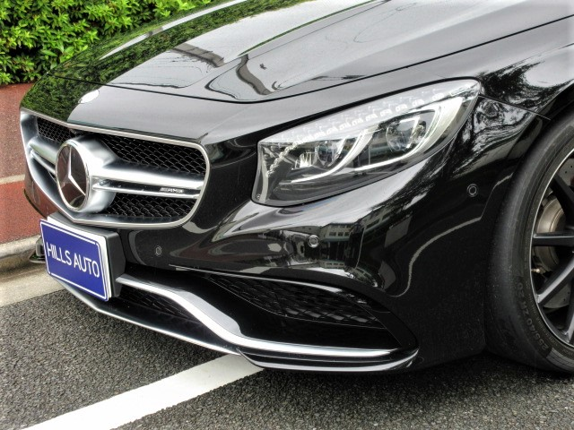 2016 Mercedes-Benz AMG S63  4 Matic Coupe 4WD