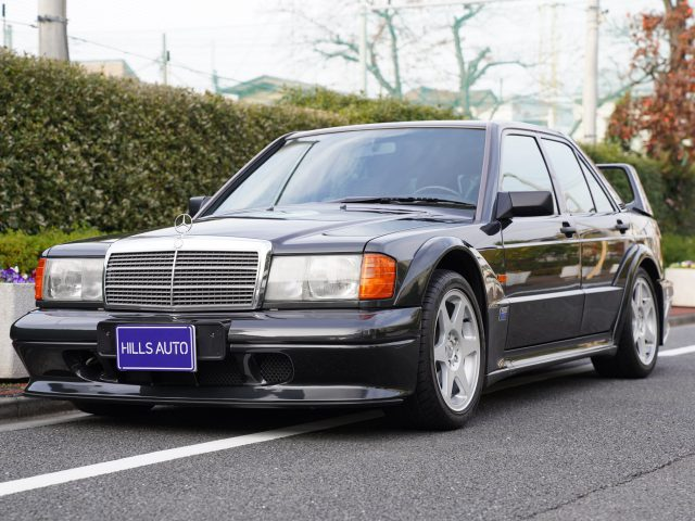1990 Mercedes-Benz 190E 2.5  16 Evolution Ⅱ