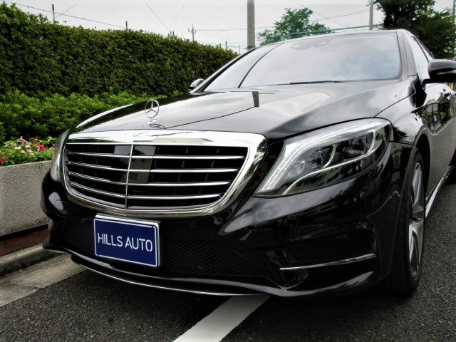 2014 Mercedes-Benz  S550 Long AMG sports package
