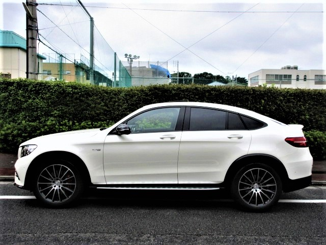 2017 Mercedes-Benz AMG GLC 43 coupe  4 Matic 4WD