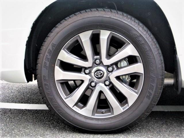 2017 Toyota  Land Cruiser ZX 4WD  Modelista Aero Rear Enter