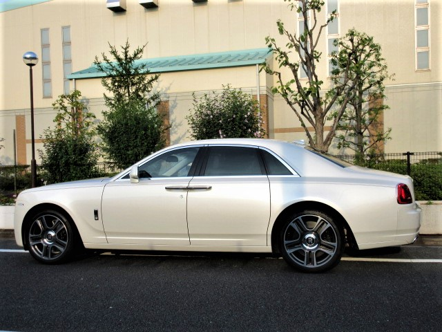 2016 Rolls-Royce Ghost 6.6 Series II