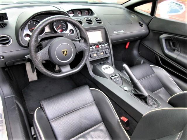 2010 Lamborghini Gallardo Spyder  LP560-4 e gear