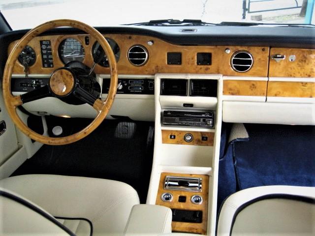 1989 Rolls-Royce  Robert Jankel  Azur