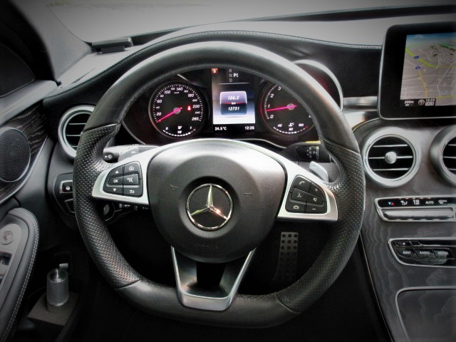 2016 Mercedes-Benz C200 Sports edition