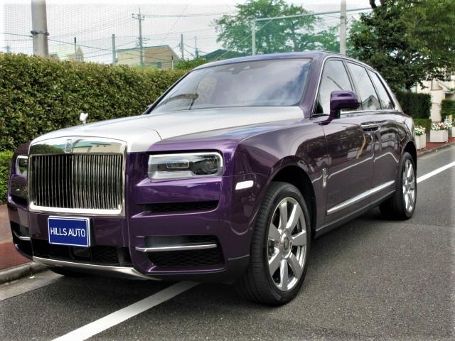 2019 Rolls-Royce  Cullinan 6.75 4WD