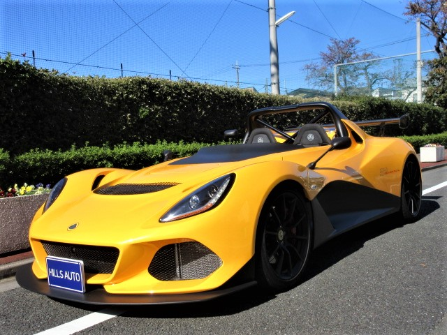 2018 Lotus 3-Eleven  Road version world limited