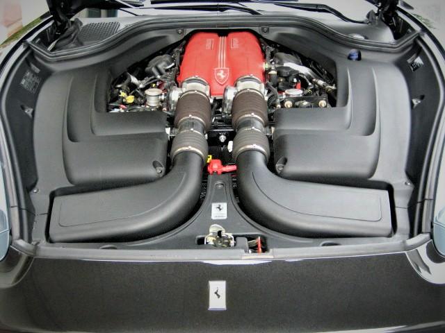 2009 Ferrari California  F1 DCT