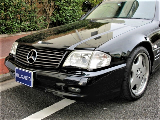 2000 Mercedes-Benz AMG SL73