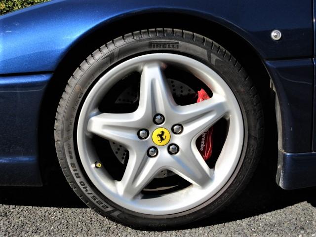 1998 Ferrari F355 Spider F1