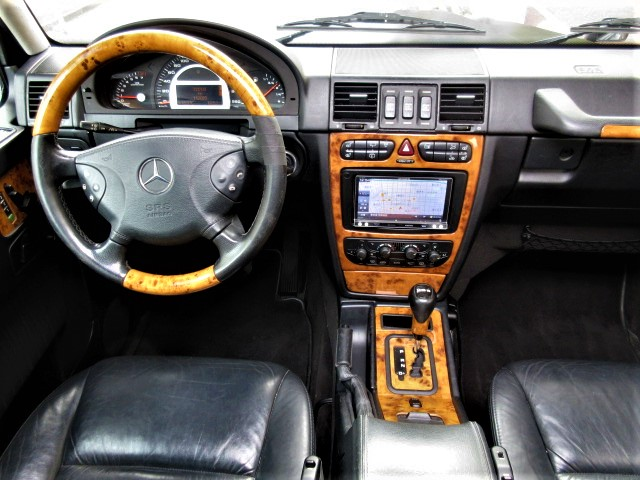2004 Mercedes-Benz AMG G55 long 4WD