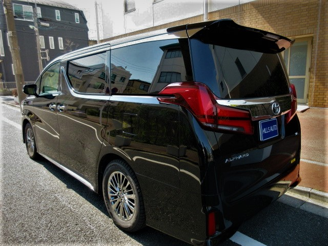 2019  Toyota Alphard  3.5 Royal Lounge