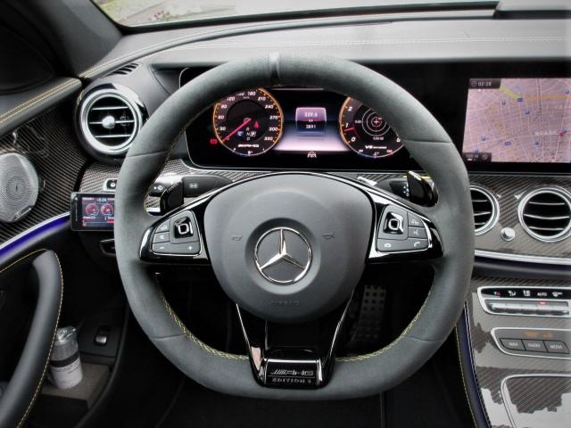 2018 Mercedes-Benz AMG E63S 4matic Plus Edition 1