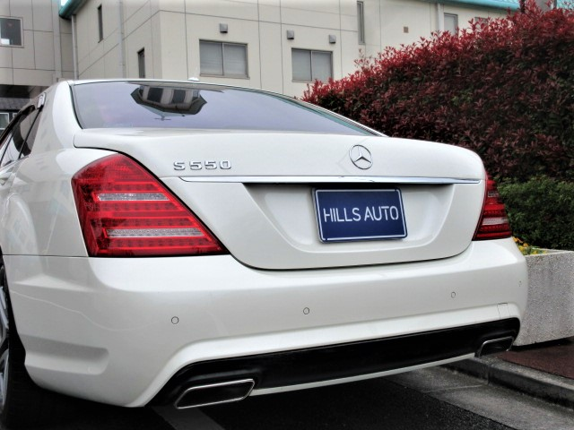 2011 Mercedes-Benz S550 Long AMG Sports Package