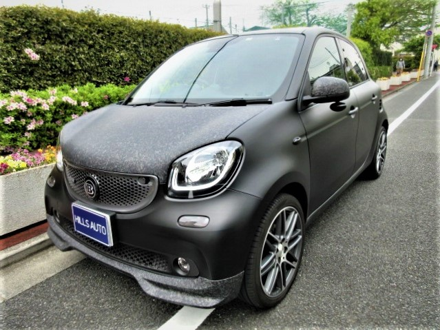 2017 smart Four for Brabus Exclusive Twinamic
