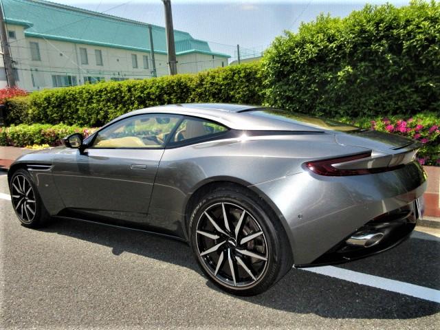 2016 Aston Martin DB11 Launch Edition 2017 model