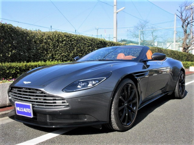 2018 Aston Martin DB11 Volante 2019 MODEL