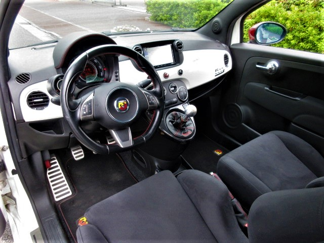 2009 ABARTH 500 1.4 5MT RECARO OZ Racing