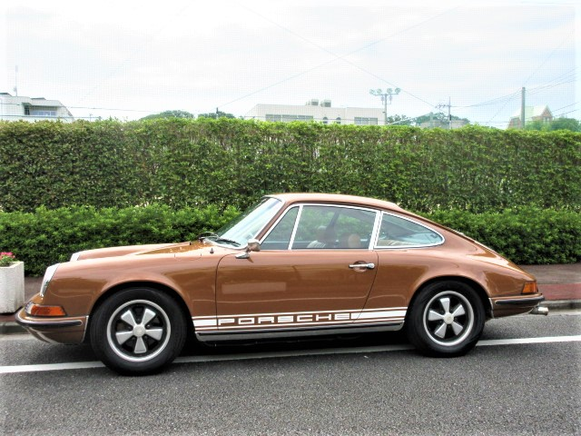 1973 Porsche 911T 2.4 5MT