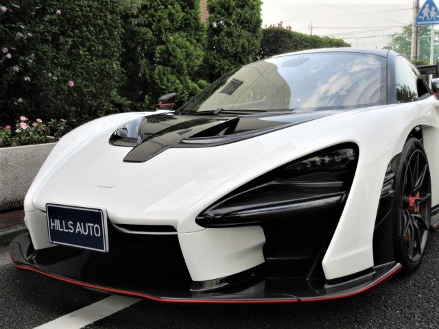 2019 McLaren Sena Limited to 500