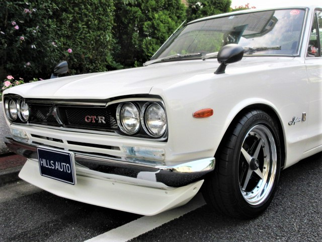 1972 Nissan Skyline coupe 2.0 GT-R