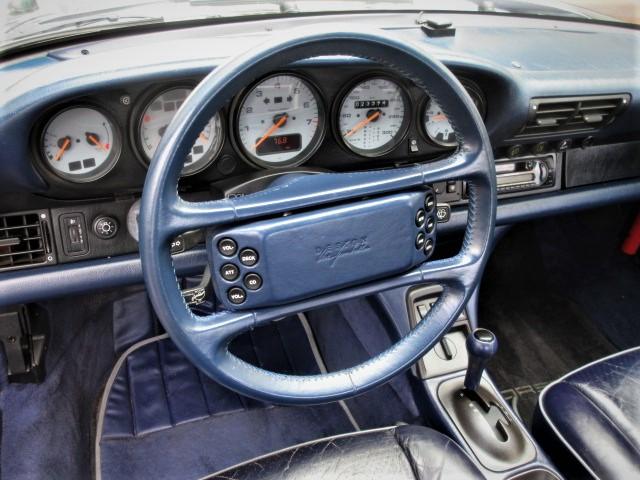 1991 Porsche 911 Carrera 2 Cabrio Gemballa