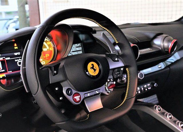 2017 Ferrari 812 Superfast F1 DCT
