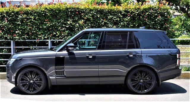 2019 Land Rover Range Rover Vogue 4WD Diesel