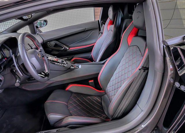 2017 Lamborghini Aventador S 4WD 2018 model