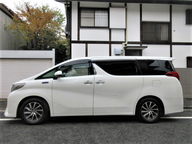 2017 Toyota Alphard 3.5 Royal Lounge Partition