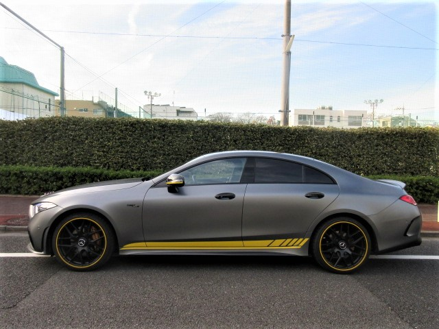 2018 Mercedes-Benz CLS220d Sports exclusive package